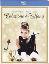 Cover Dvd Colazione da Tiffany (Blu-ray)