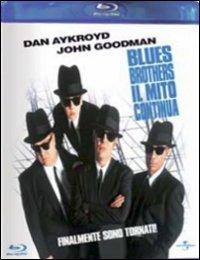 Cover Dvd Blues Brothers, il mito continua (Blu-ray)