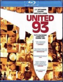 United 93 di Paul Greengrass - Blu-ray