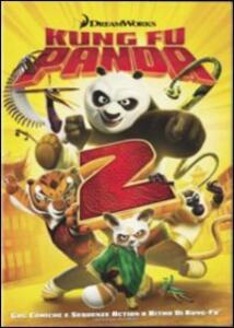 Kung Fu Panda 2 di Jennifer Yuh Nelson - DVD