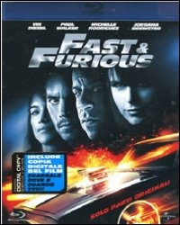 Cover Dvd Fast & Furious. Solo parti originali (DVD)