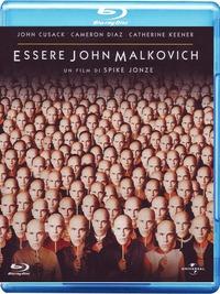 Cover Dvd Essere John Malkovich (Blu-ray)