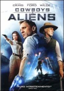 Cowboys & Aliens di Jon Favreau - DVD