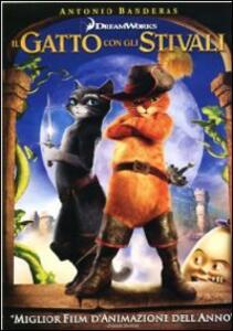 Il gatto con gli stivali di Chris Miller - DVD