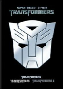 Transformers. La trilogia (3 DVD) di Michael Bay