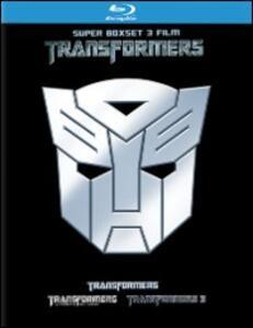 Transformers. La trilogia (3 Blu-ray) di Michael Bay