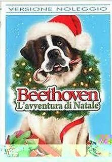 Beethoven L'Avventura di Natale. Versione noleggio (DVD) di John Putch - DVD