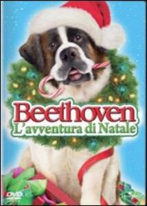 Beethoven. L'avventura di Natale (DVD) di John Putch - DVD