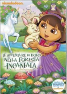 Dora l'esploratrice. Le avventure di Dora nella foresta incantata - DVD