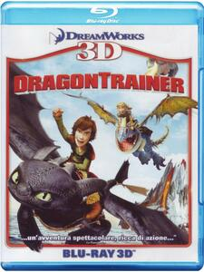 Dragon Trainer 3D (Blu-ray + Blu-ray 3D) di Dean DeBlois,Chris Sanders