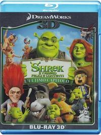 Cover Dvd Shrek e vissero felici e contenti 3D (Blu-ray)