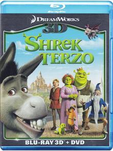 Shrek terzo. 3D (DVD + Blu-ray 3D) di Raman Hui,Chris Miller