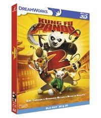 Cover Dvd Kung Fu Panda 2. 3D (Blu-ray)