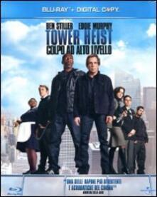 Tower Heist. Colpo ad alto livello di Brett Ratner - Blu-ray