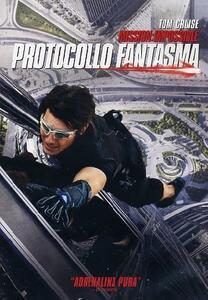 Mission: Impossible. Protocollo Fantasma di Brad Bird - DVD