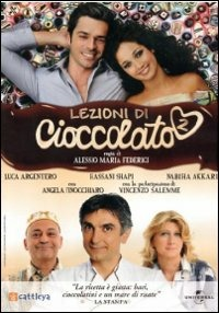 Cover Dvd Lezioni di cioccolato 2 (DVD)