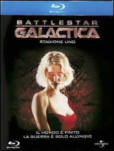 Battlestar Galactica. Stagione 1 - Blu-ray