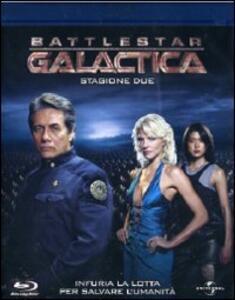 Battlestar Galactica. Stagione 2 (5 Blu-ray) - Blu-ray