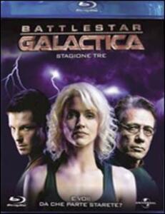 Battlestar Galactica. Stagione 3 (5 Blu-ray) - Blu-ray