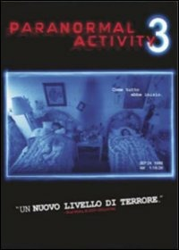 Cover Dvd Paranormal Activity 3 (DVD)