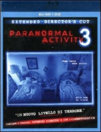 Cover Dvd Paranormal Activity 3 (Blu-ray)