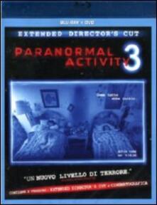 Paranormal Activity 3 (DVD + Blu-ray) di Henry Joost,Ariel Schulman