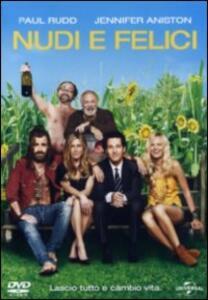 Nudi e felici di David Wain - DVD