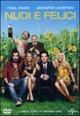 Cover Dvd Nudi e felici