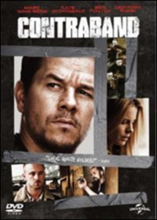 Contraband di Baltasar Kormakur - DVD