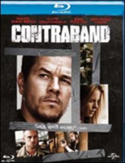 Contraband di Baltasar Kormakur - Blu-ray