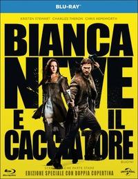 Cover Dvd Biancaneve e il cacciatore (Blu-ray)