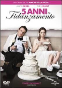 5 anni di fidanzamento di Nicholas Stoller - DVD