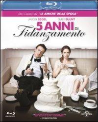 Cover Dvd 5 anni di fidanzamento (Blu-ray)