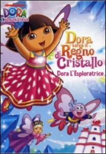 Dora l'esploratrice. Dora salva il regno dei Cristalli - DVD