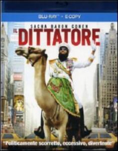 Il dittatore di Larry Charles - Blu-ray