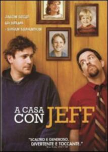A casa con Jeff di Jay Duplass,Mark Duplass - DVD