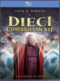 Cover Dvd Dieci Comandamenti (Blu-ray)
