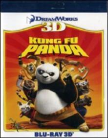 Kung Fu Panda 3D<span>.</span> versione 3D di John Stevenson,Mark Osborne - Blu-ray