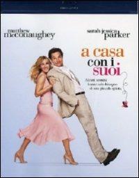 Cover Dvd A casa con i suoi (Blu-ray)
