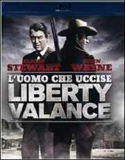 Film L' uomo che uccise Liberty Valance John Ford