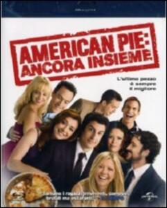American Pie. Ancora insieme di Jon Hurwitz,Hayden Schlossberg - Blu-ray