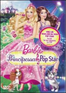 Barbie. La principessa e la pop star - DVD