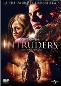 Intruders di Juan Carlos Fresnadillo - DVD