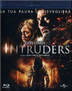 Intruders di Juan Carlos Fresnadillo - Blu-ray