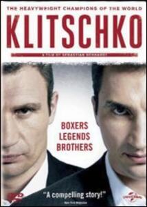 Klitschko di Sebastian Dehnhardt - DVD