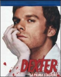 Cover Dvd Dexter. Stagione 1 (Blu-ray)