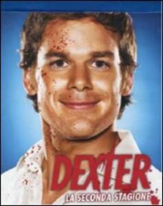 Film Dexter. Stagione 2 (4 Blu-ray) Marcos Siega Tony Goldwyn Nick Gomez Keith Gordon