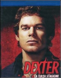 Cover Dvd Dexter. Stagione 3 (Blu-ray)