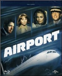 Cover Dvd Airport (Blu-ray)