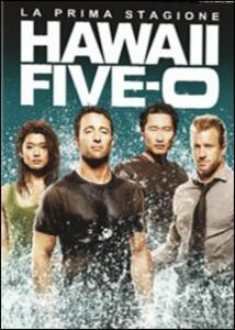 Hawaii Five-0. Stagione 1 (6 DVD) - DVD